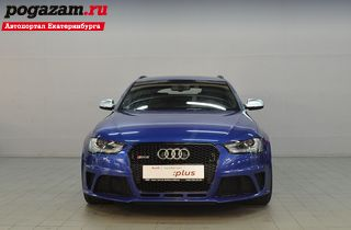 Купить Audi RS4, 2014 года