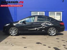 Купить Peugeot 408, 2012 года
