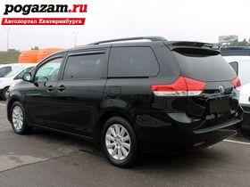 Купить Toyota Sienna, 2011 года