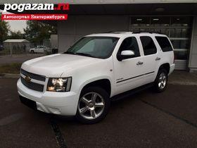 Купить Chevrolet Tahoe, 2012 года