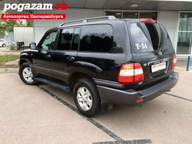 ������ Toyota Land Cruiser, 2007 ����