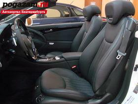 Купить Mercedes-Benz SL-class, 2010 года