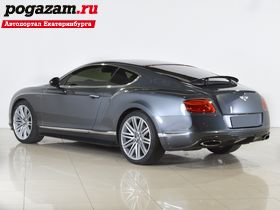������ Bentley Continental, 2012 ����