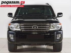 Купить Toyota Land Cruiser, 2013 года