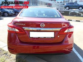 Купить Nissan Sentra, 2014 года