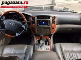 ������ Toyota Land Cruiser, 2007 ����