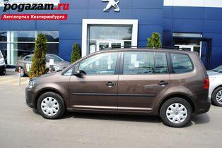 Купить Volkswagen Touran, 2012 года
