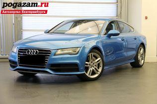 Купить Audi A7, 2012 года
