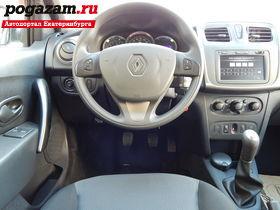 ������ Renault Sandero, 2015 ����
