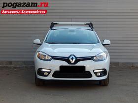 Купить Renault Fluence, 2014 года