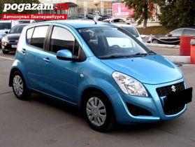 Купить Suzuki Splash, 2013 года