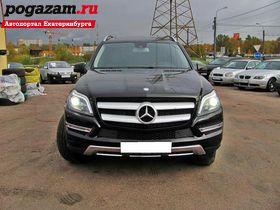 Купить Mercedes-Benz GL-class, 2013 года