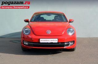 Купить Volkswagen Beetle, 2013 года