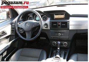 ������ Mercedes-Benz GLK-class, 2011 ����