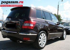 Купить Mercedes-Benz GLK-class, 2011 года
