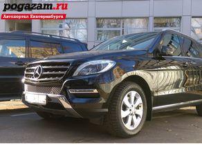Купить Mercedes-Benz M-class, 2014 года