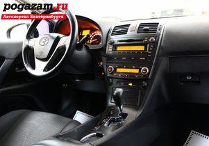 Купить Toyota Avensis, 2010 года