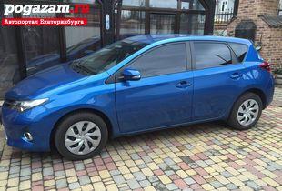 Купить Toyota Auris, 2013 года