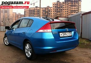 ������ Honda Insight, 2012 ����