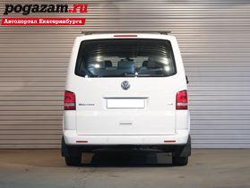 ������ Volkswagen Multivan, 2010 ����