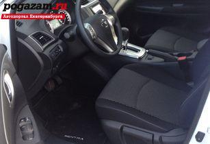 ������ Nissan Sentra, 2015 ����