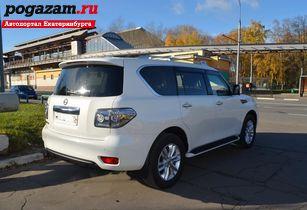 Купить Nissan Patrol, 2013 года