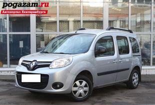 Купить Renault Kangoo, 2014 года