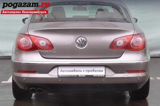 Купить Volkswagen Passat CC, 2011 года