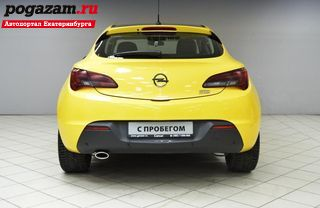 ������ Opel Astra, 2014 ����