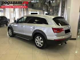Купить Audi Q7, 2008 года