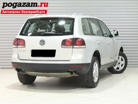 ������ Volkswagen Touareg, 2008 ����