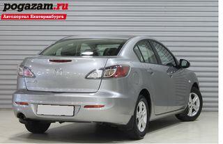 Купить Mazda 3, 2011 года