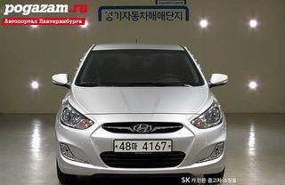 Купить Hyundai Accent, 2013 года