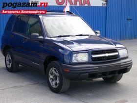 Купить Chevrolet Tracker, 2001 года