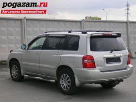 Купить Toyota Highlander, 2002 года