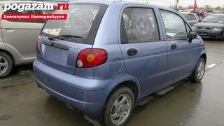 Купить Daewoo Matiz, 2006 года
