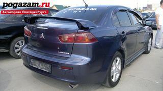 Купить Mitsubishi Lancer, 2008 года