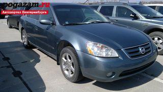 ������ Nissan Altima, 2002 ����