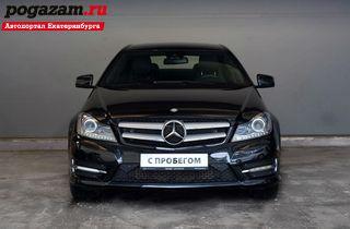 Купить Mercedes-Benz C-class, 2013 года
