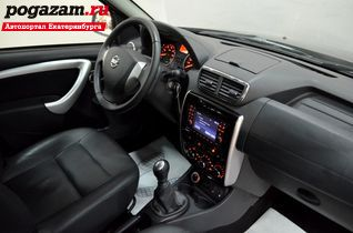 Купить Nissan Terrano, 2015 года