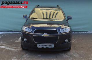 Купить Chevrolet Captiva, 2012 года