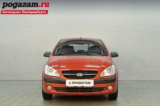 Купить Hyundai Getz, 2009 года