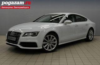 Купить Audi A7, 2014 года