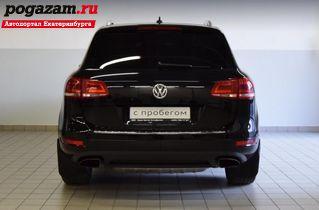 Купить Volkswagen Touareg, 2013 года