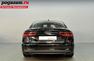 Купить Audi A6, 2015 года