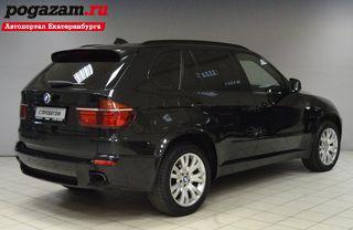 Купить BMW X5, 2011 года