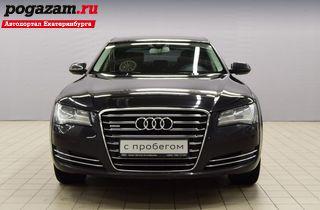 Купить Audi A8, 2013 года