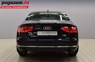 ������ Audi A8, 2013 ����