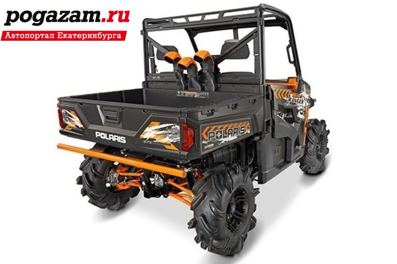 "������ Polaris Ranger XP 900   ���� � ���������� ""��������"""