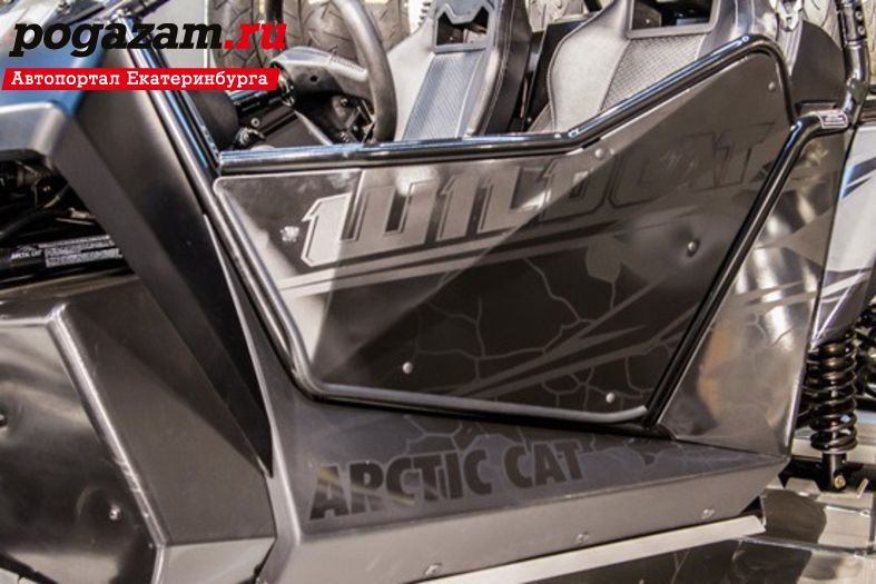 "������ Arctic Cat Wildcat   ���� � ���������� ""��������"""